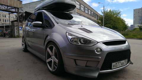 Ford S-Max. Car reviews from actual car owners with photos ...