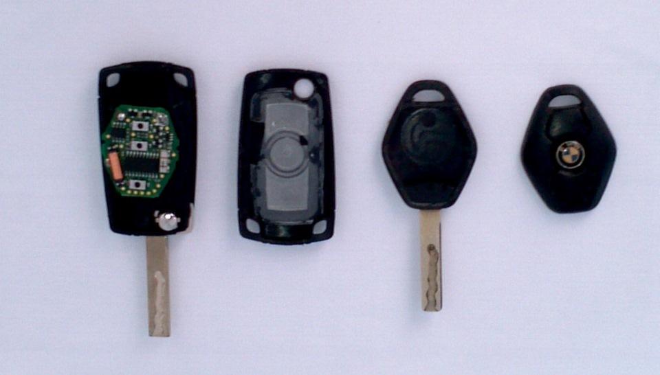 как открыть БМВ e46 без ключа