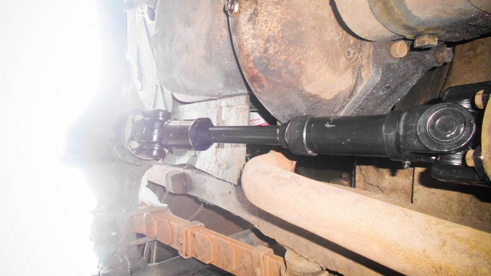 Ремонт кардана своими руками уаз