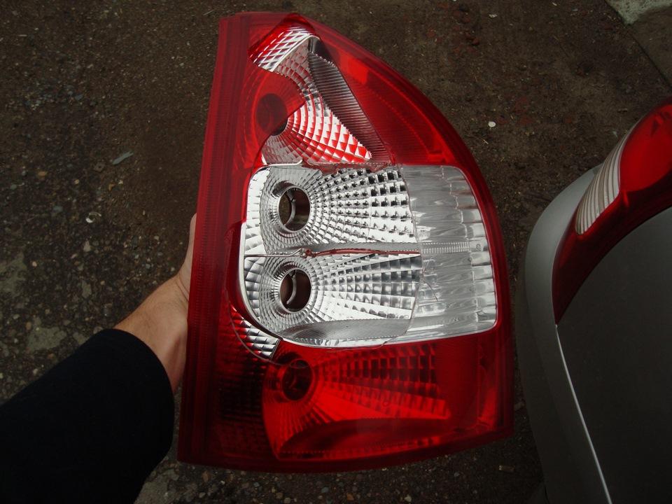 Замена задней фары и ламп на volkswagen passat b5