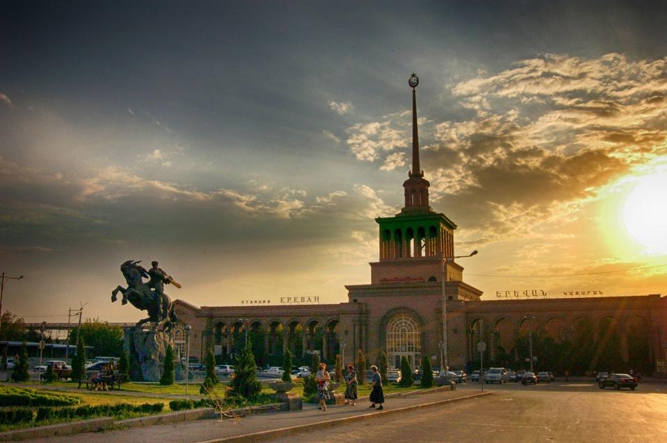 Города в армении для отдыха