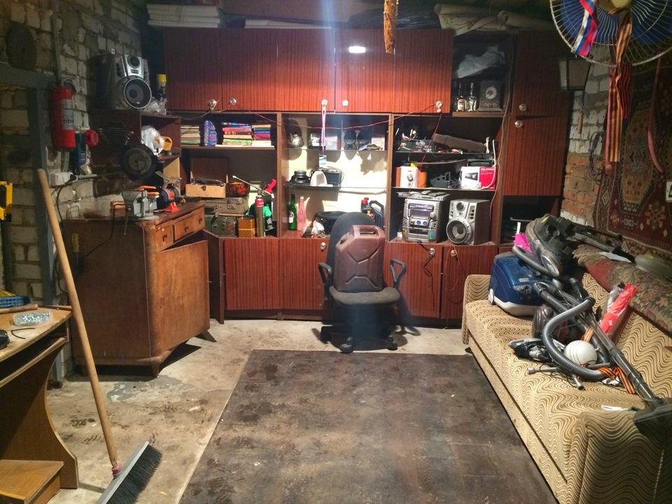 гараж для отдыха фото можно использовать