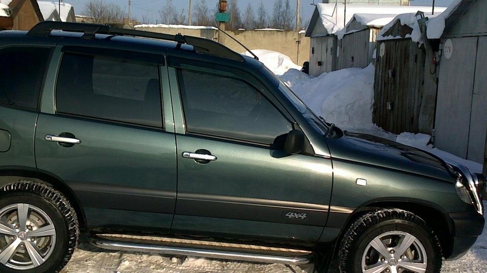 Chevrolet Niva ЦВЕТА СОЧИ: www.drive2.ru/cars/chevrolet/niva/niva/skitalec71rus