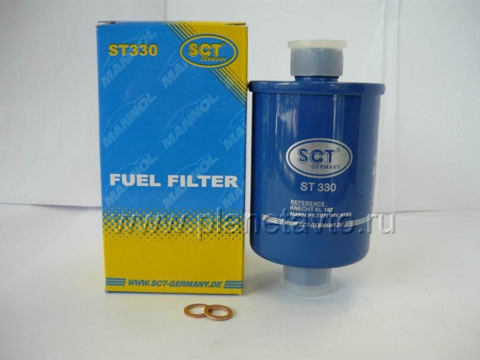 Фото №7 - топливный фильтр ВАЗ 2110
