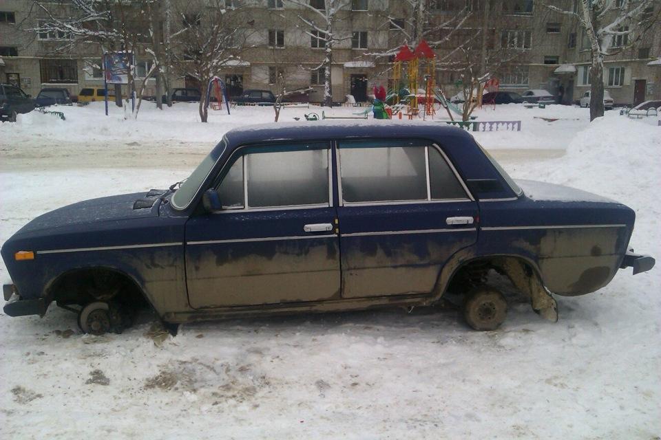 Краденные запчасти от автомобилей были ходовым товаром в СССР