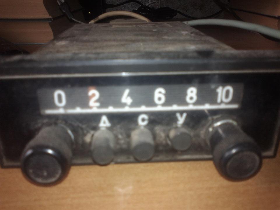 Радио А-373МЭ