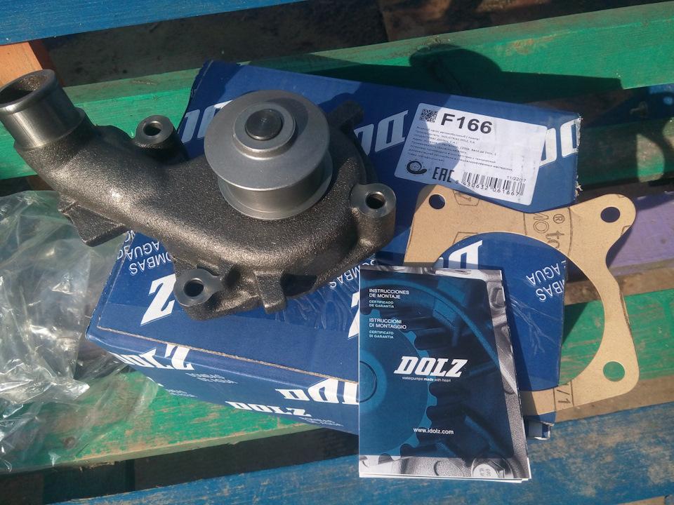 DOLZ F166 Bomba de Agua