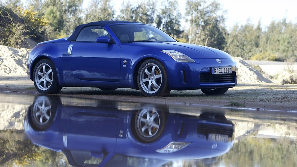 Nissan 350Z roadster  Car reviews from actual car owners with photos