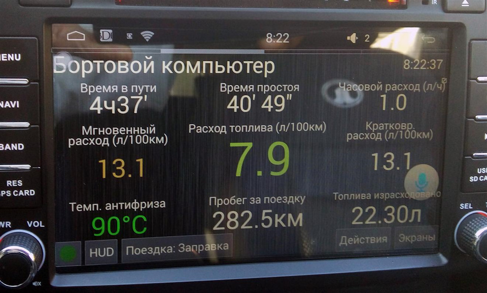 Программы диагностики для авто на андроид