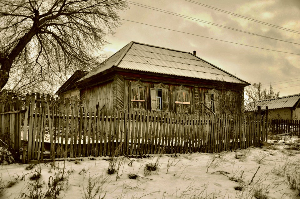 фото деревни самарской области фото этом