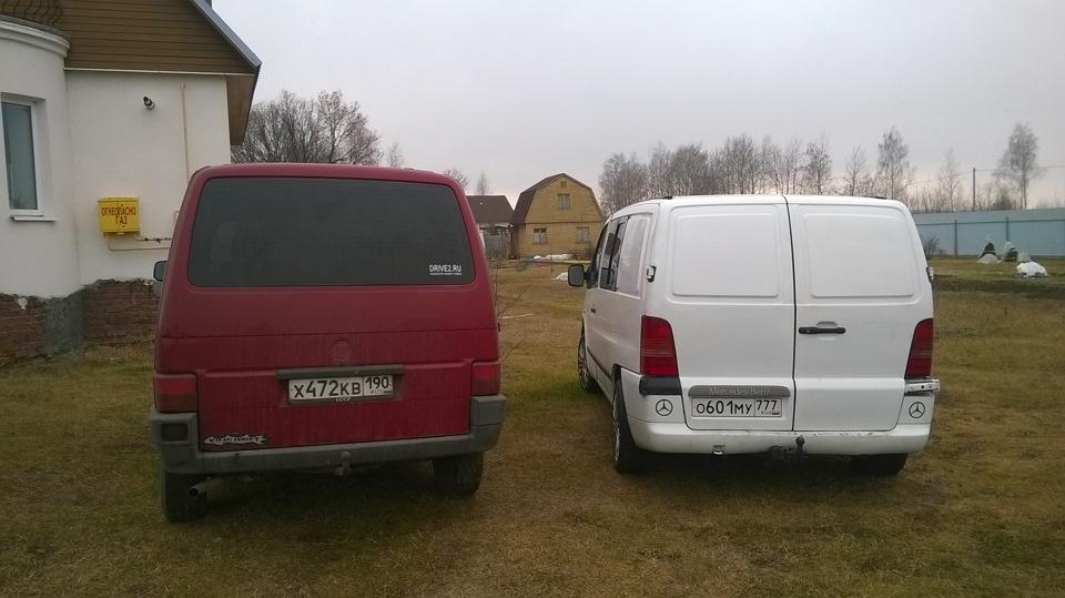 Сравнение транспортера и вито автомобиль элеватор