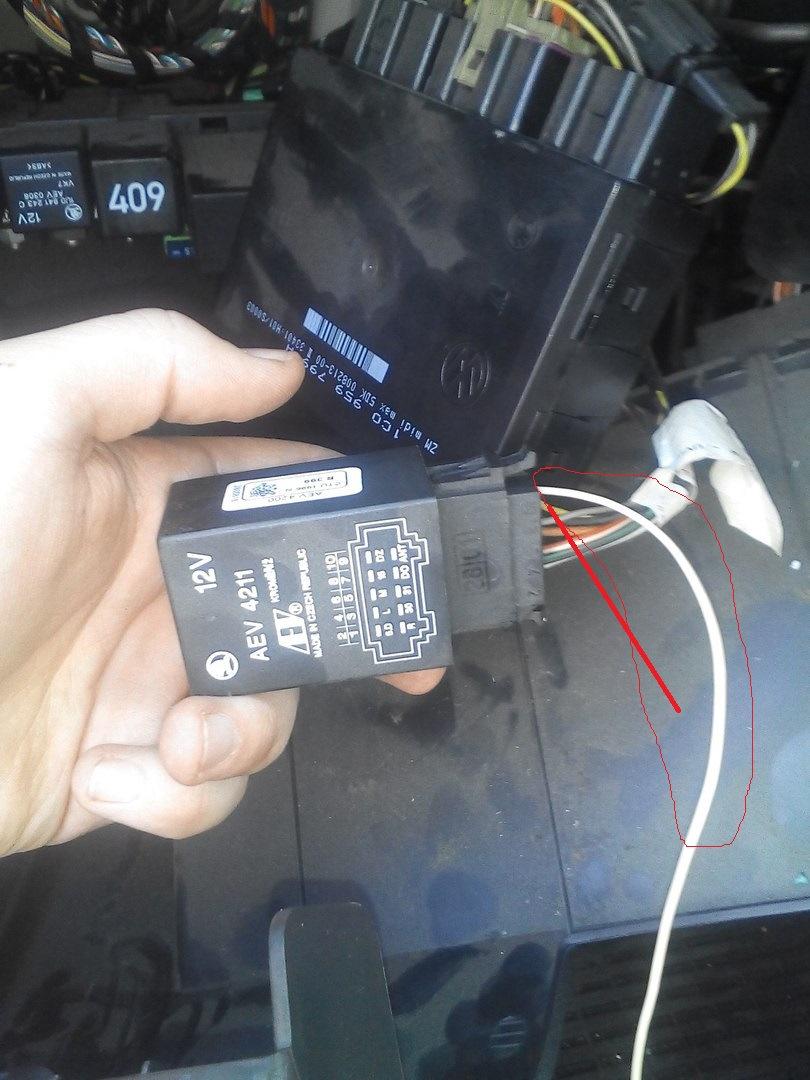 Индикатор открытых дверей автомобиля схема фото 843
