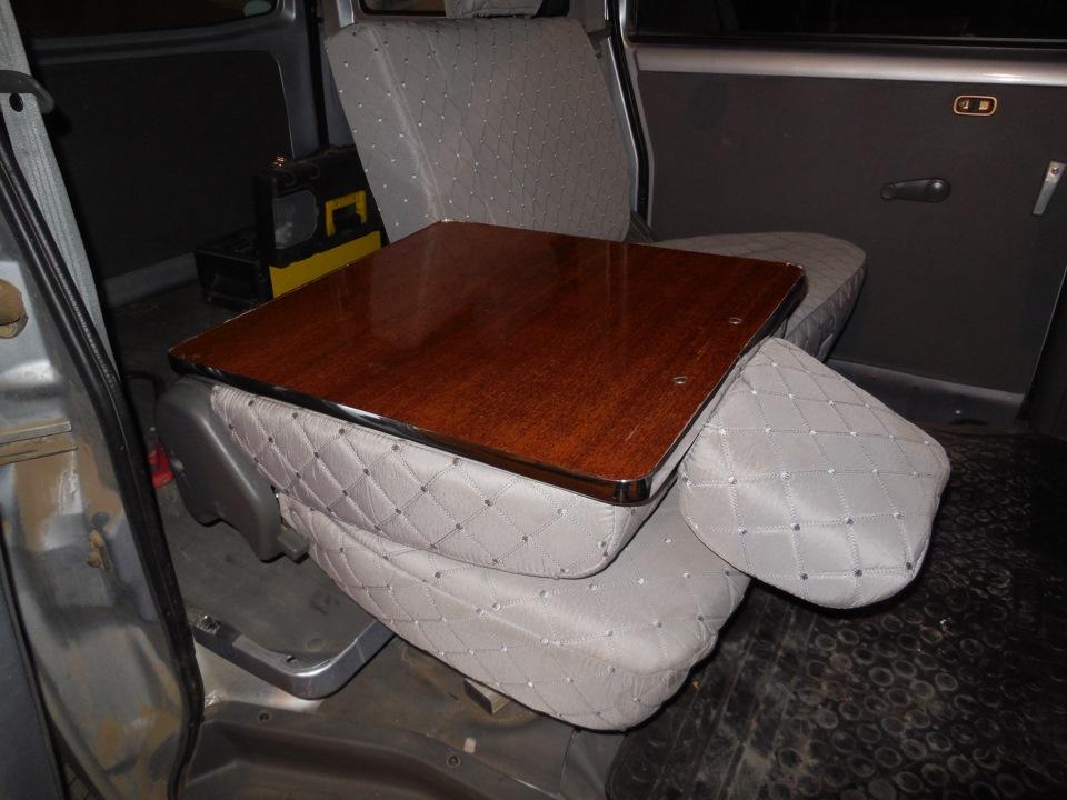 348Столики в авто
