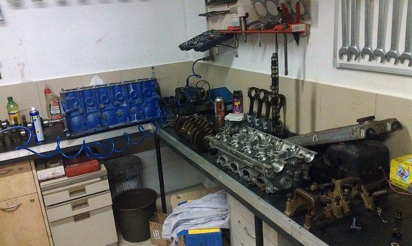 Ремонт автомобилей своими руками в гараже