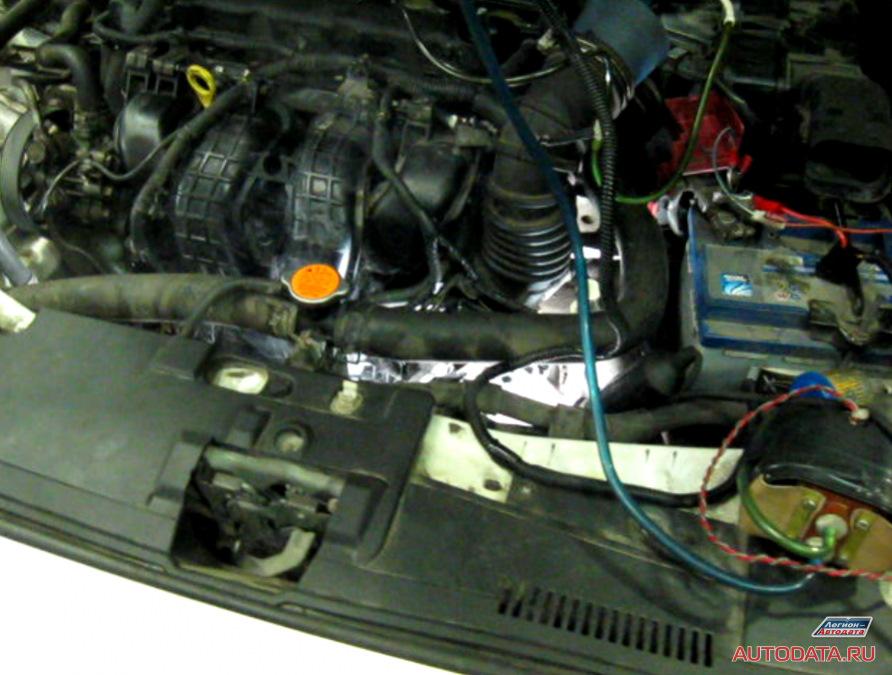 P0171 Mitsubishi Lancer