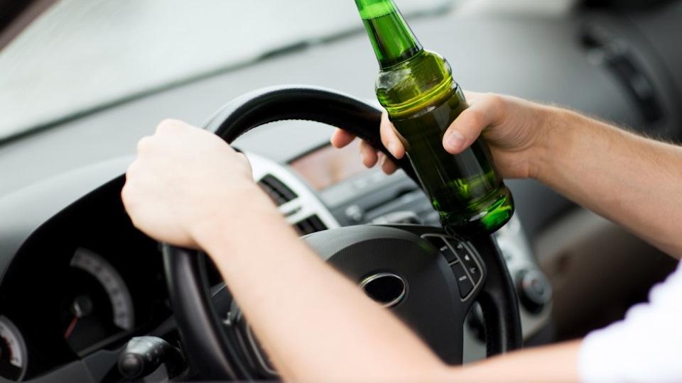 Вождение в алкогольном опьянении