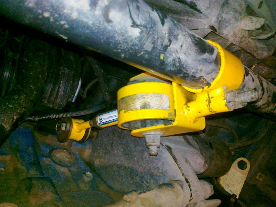 Дополнительная опора двигателя ваз 2110 8 клапанов 177