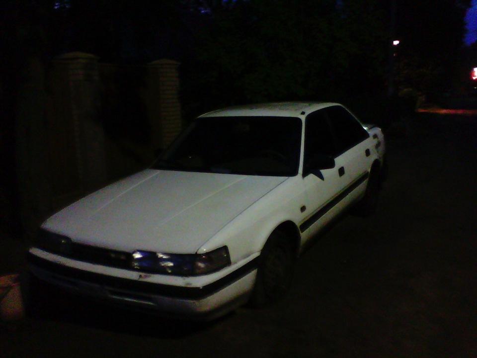 Mazda 626 запчасти 1990