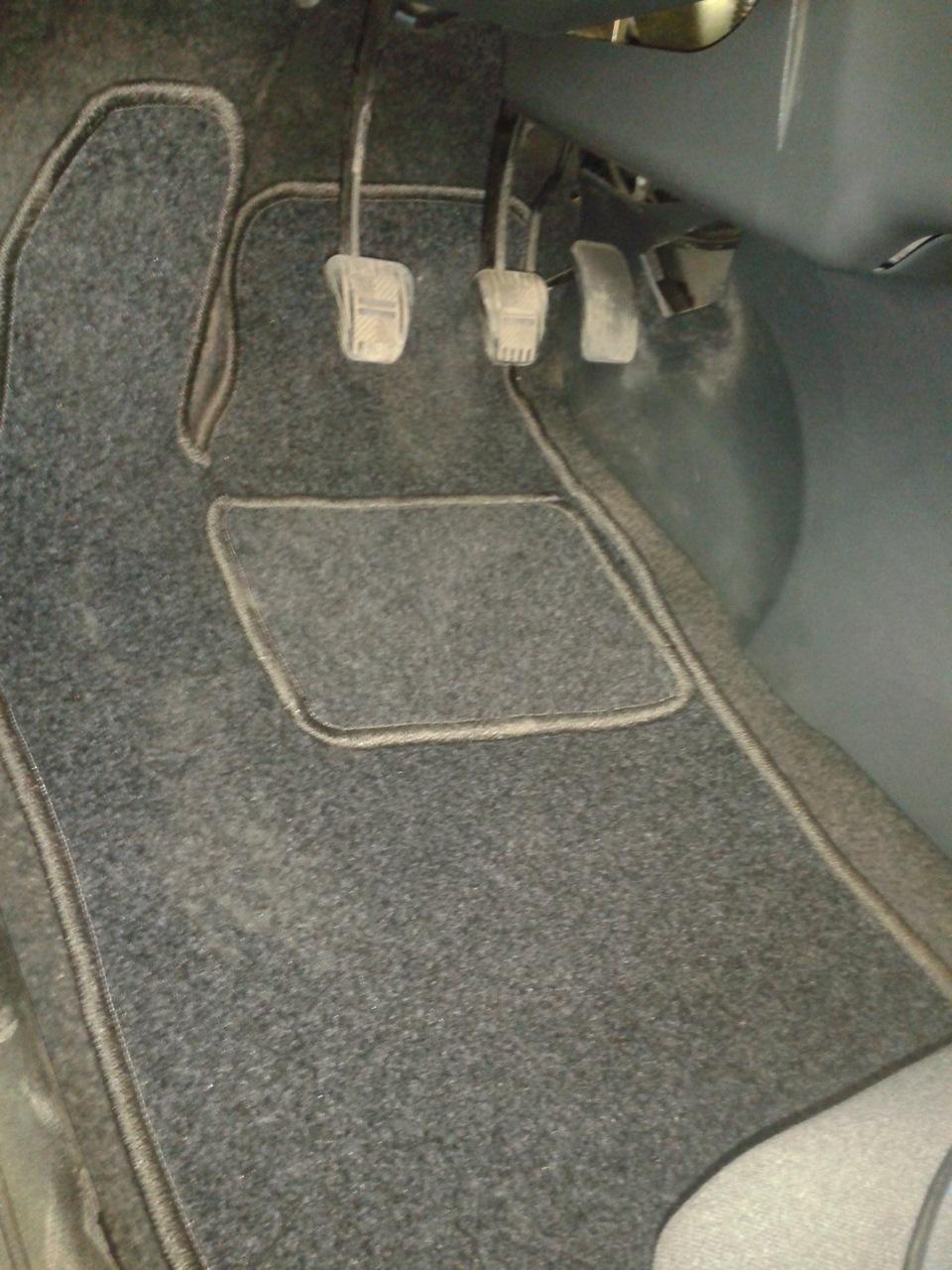 Массажный (ортопедический) коврик своими руками 78