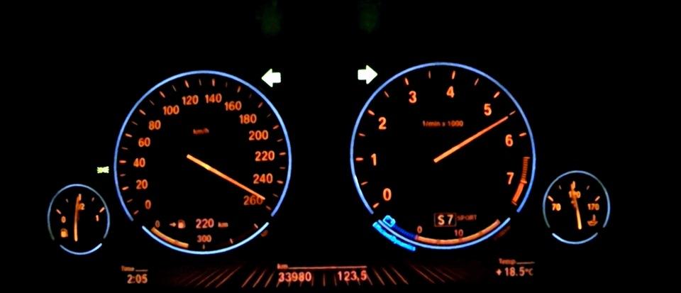 BMW 550X 0-250