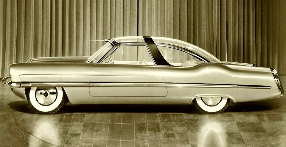 концепт кары 50-х