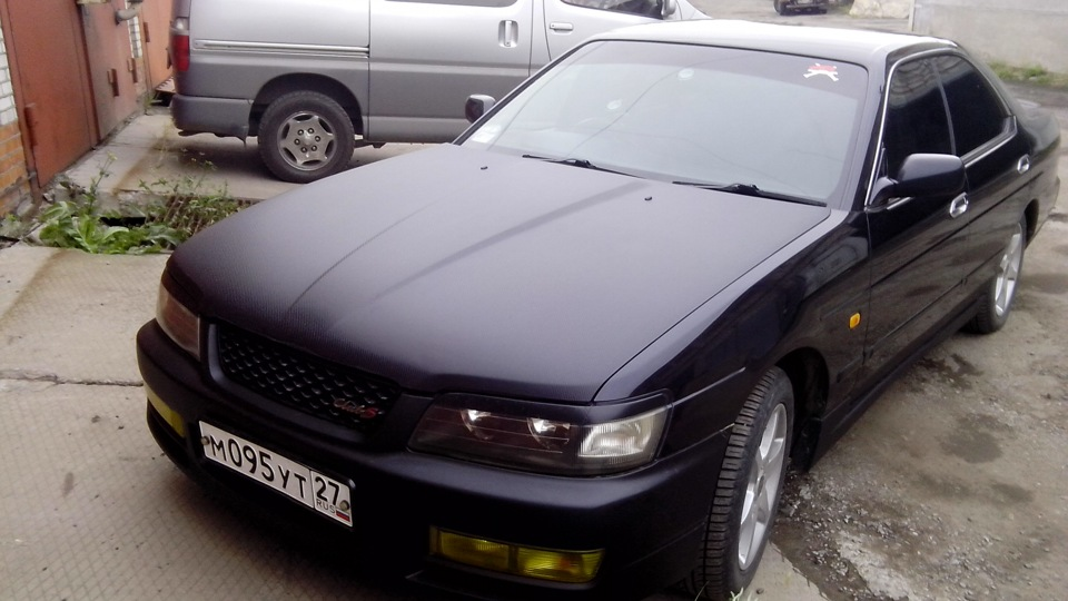 nissan laurel, 1997 год