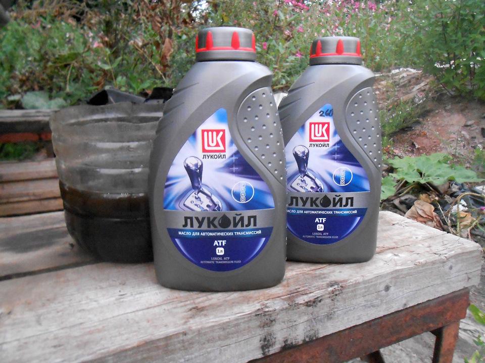 замена масла в раздатке nissan terrano