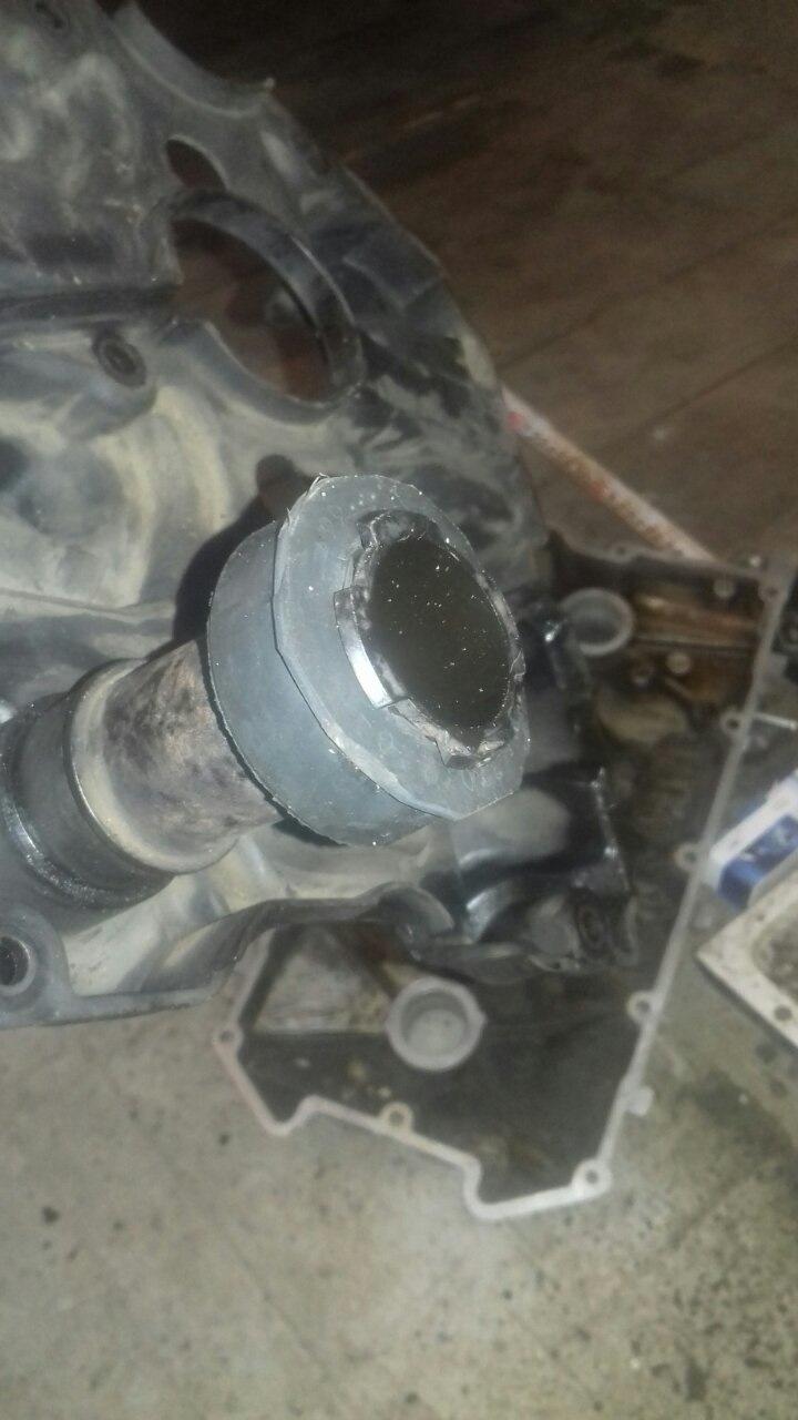96ec641s 960 - Шланг сапуна ваз 2112 16 клапанов
