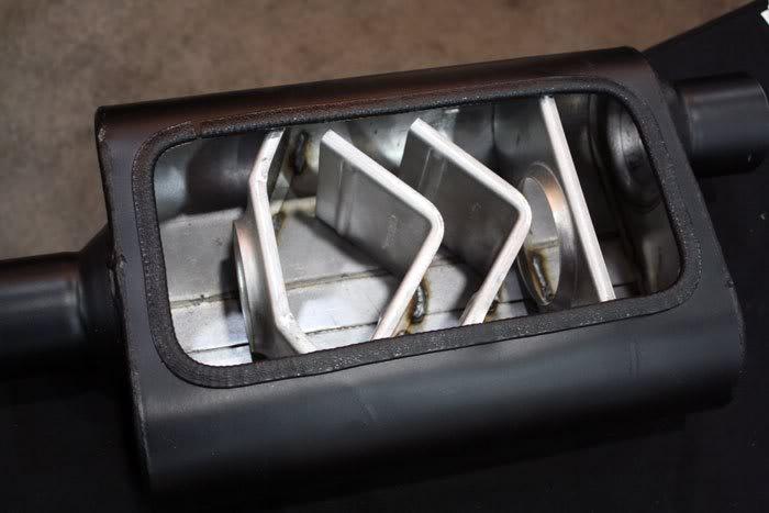Глушитель для авто своими руками фото