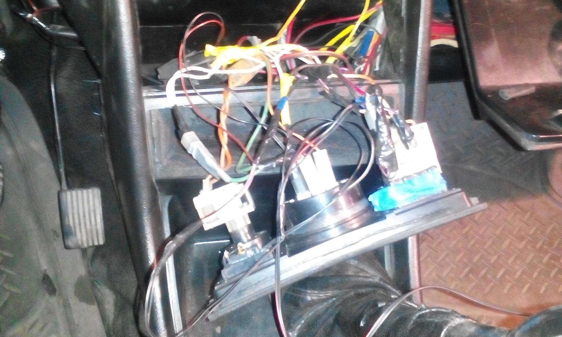 Как сделать принудительный вентилятор на ваз 2110