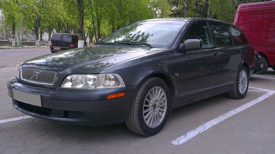 Volvo v40 1.9 tdi отзывы