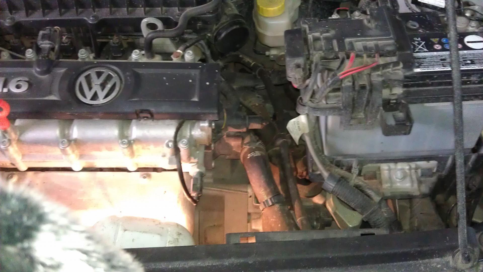 подогреватель двигателя от 220 фольксваген
