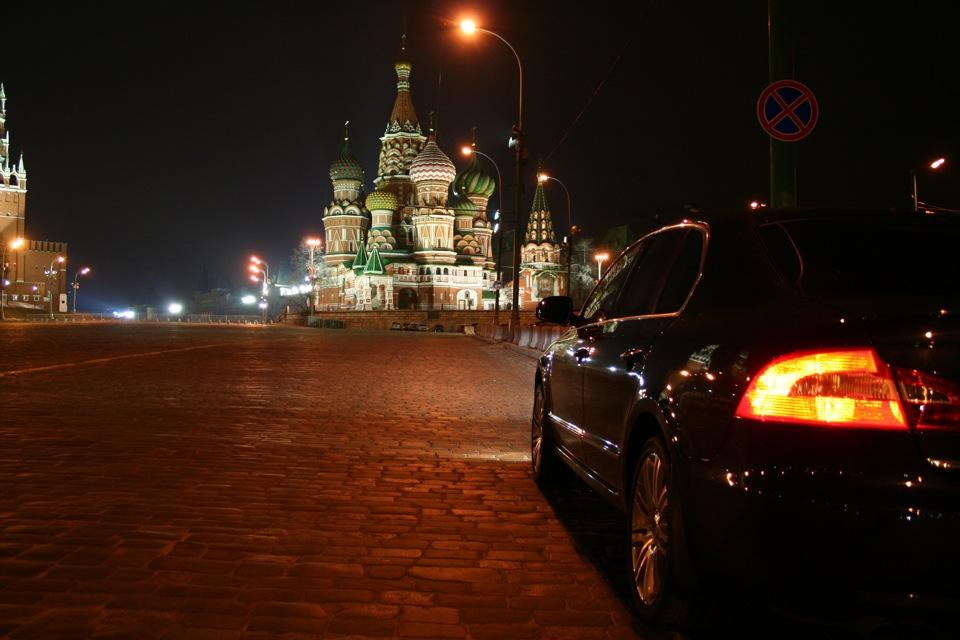 фото ночной москвы из машины летом армянский квартал недалеко