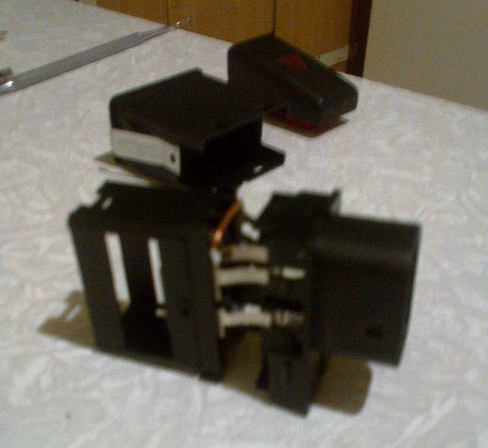 кнопка аварийки от ваз 2106 схема подключки маркировка