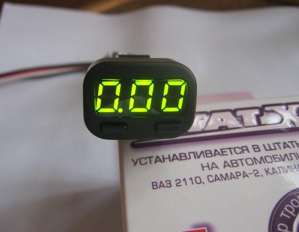 Купил бортовой компьютер ШТАТ
