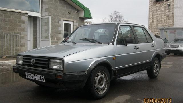 volkswagen jetta 1988 :: датчики