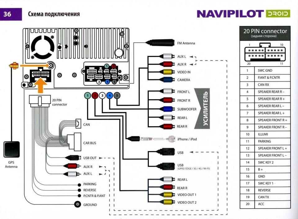 Распайка камеры на NaviPilot