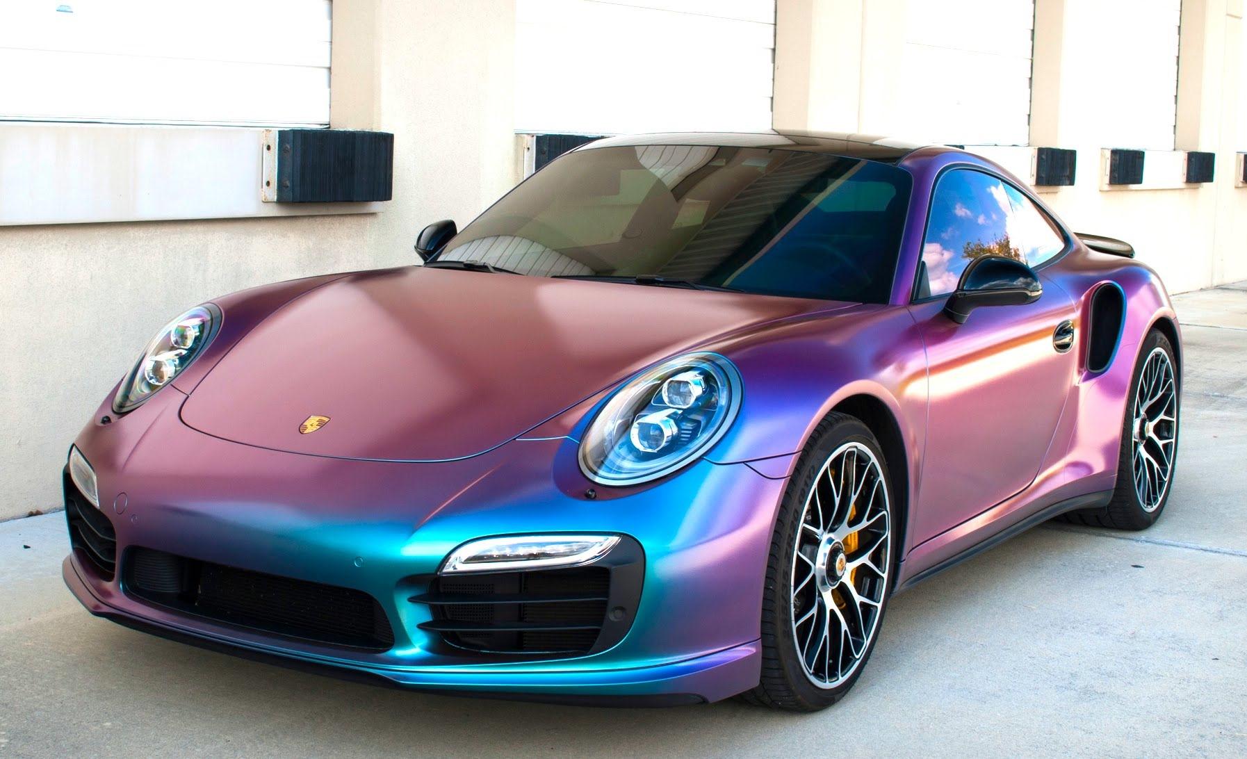 Best Color Shifting Paint Car