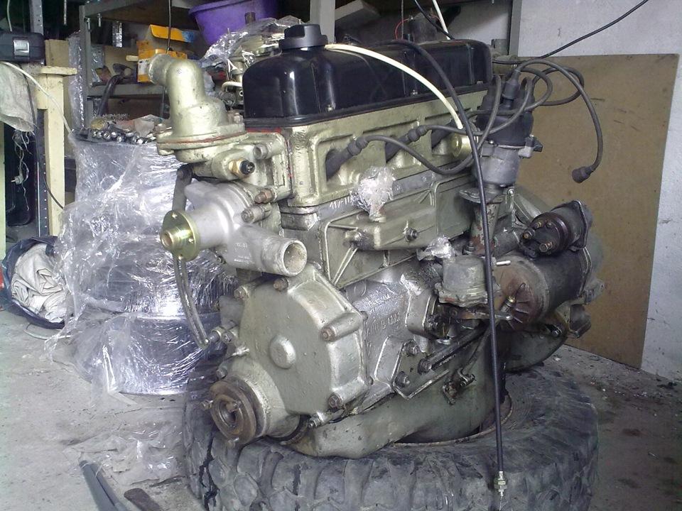 Скачать книгу по ремонту двигателя уаз 417