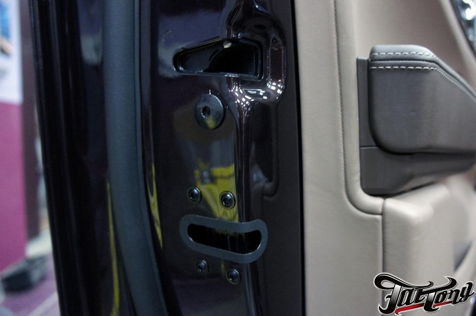 Установка автоматических доводчиков дверей