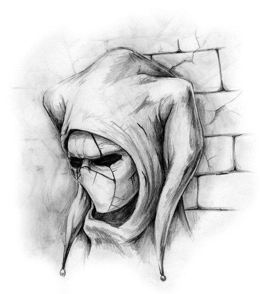 рисунки маски фото