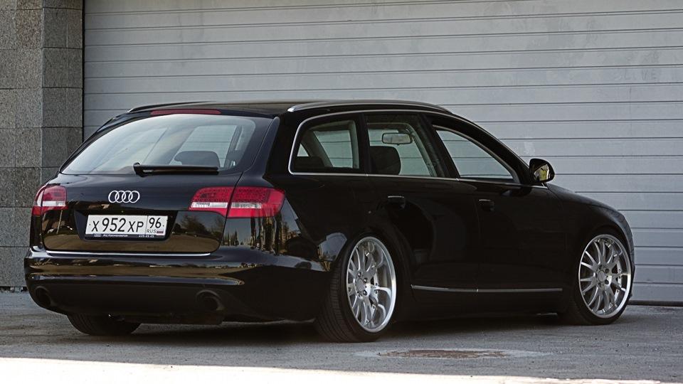 Audi A6 C6 Avant Tuning