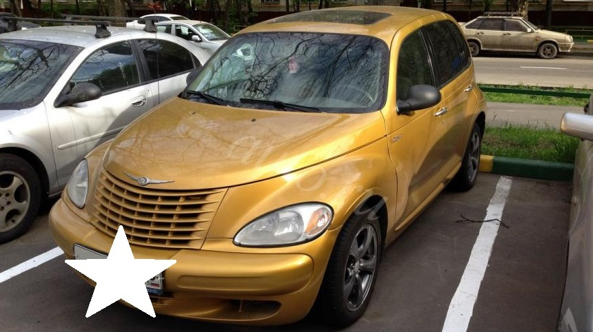 Chrysler PT Cruiser Серия ""