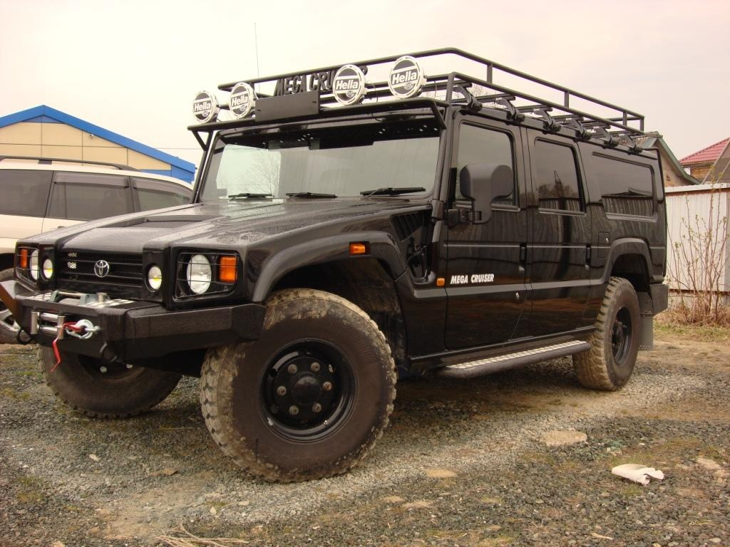 toyota mega cruiser 4x4 autos post. Black Bedroom Furniture Sets. Home Design Ideas
