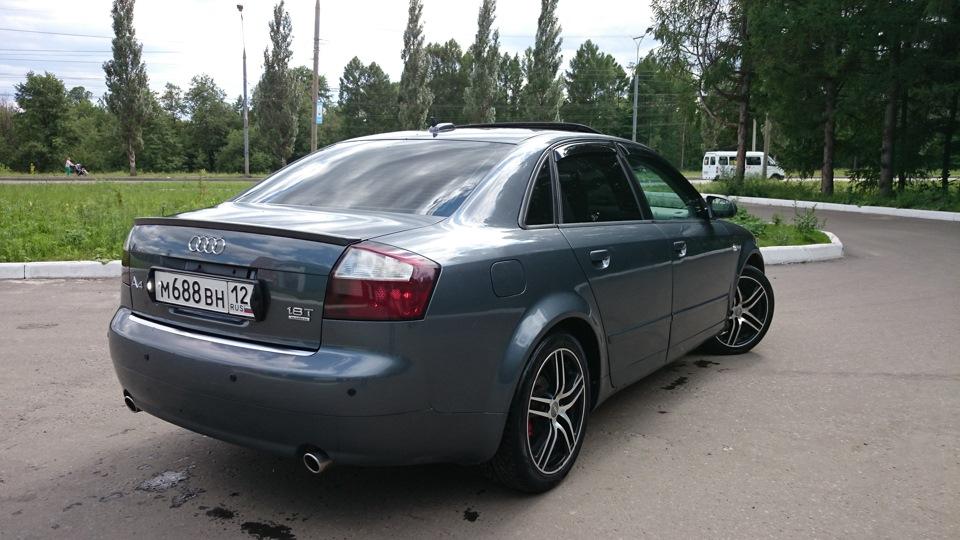 Audi a4 1 8 quattro drive2 for Mueble 2 din audi a4 b6