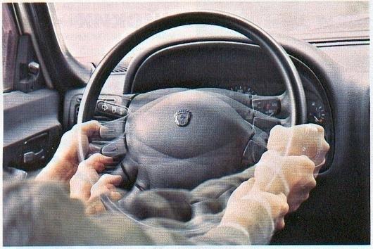 Почему трясет руль на скорости