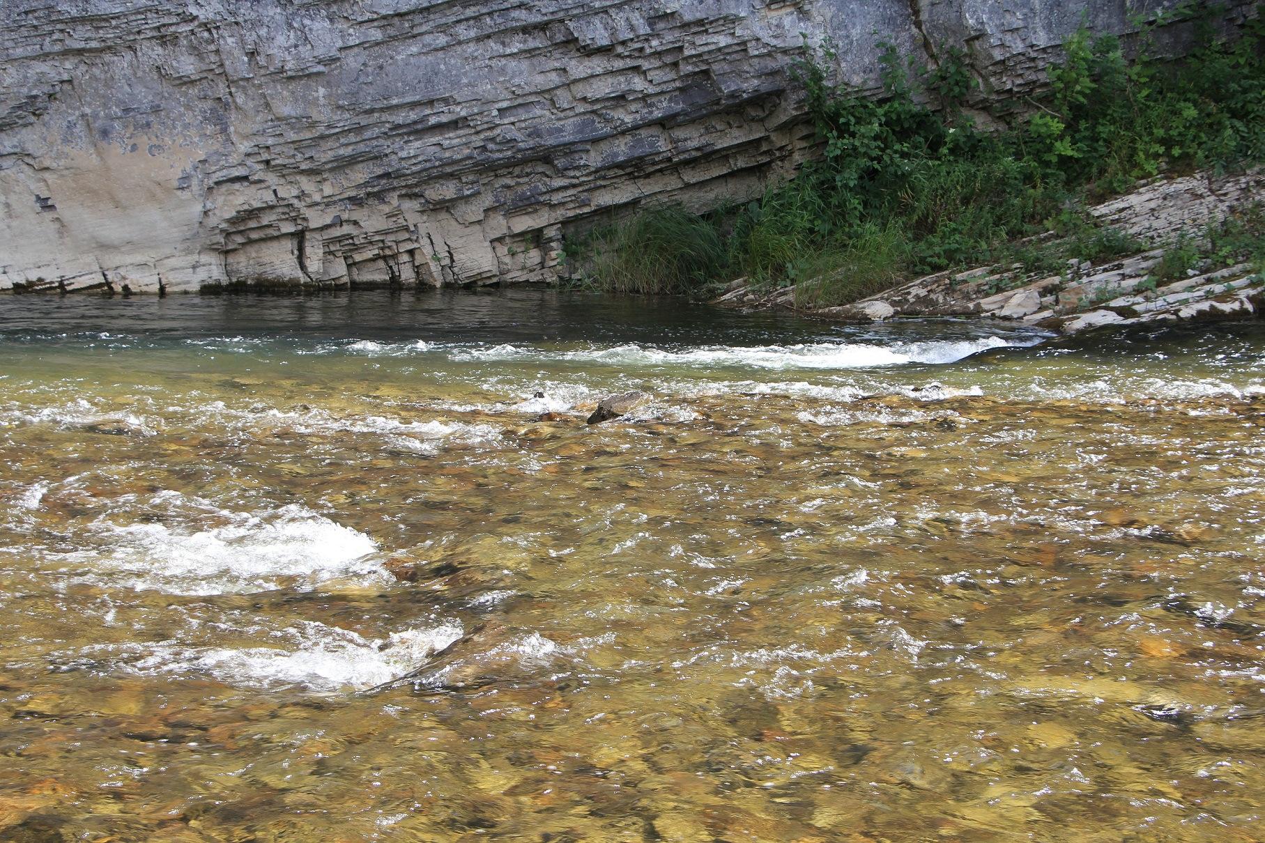 Описание и фото реки зилим