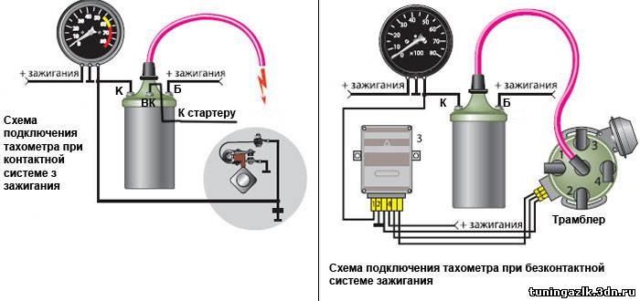 Схема электронного зажигания уаз 469 фото 26