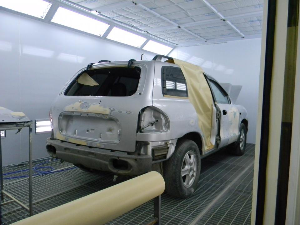 """Станция кузовного ремонта """"GT-Service&Pro-кузов"""" 960"""