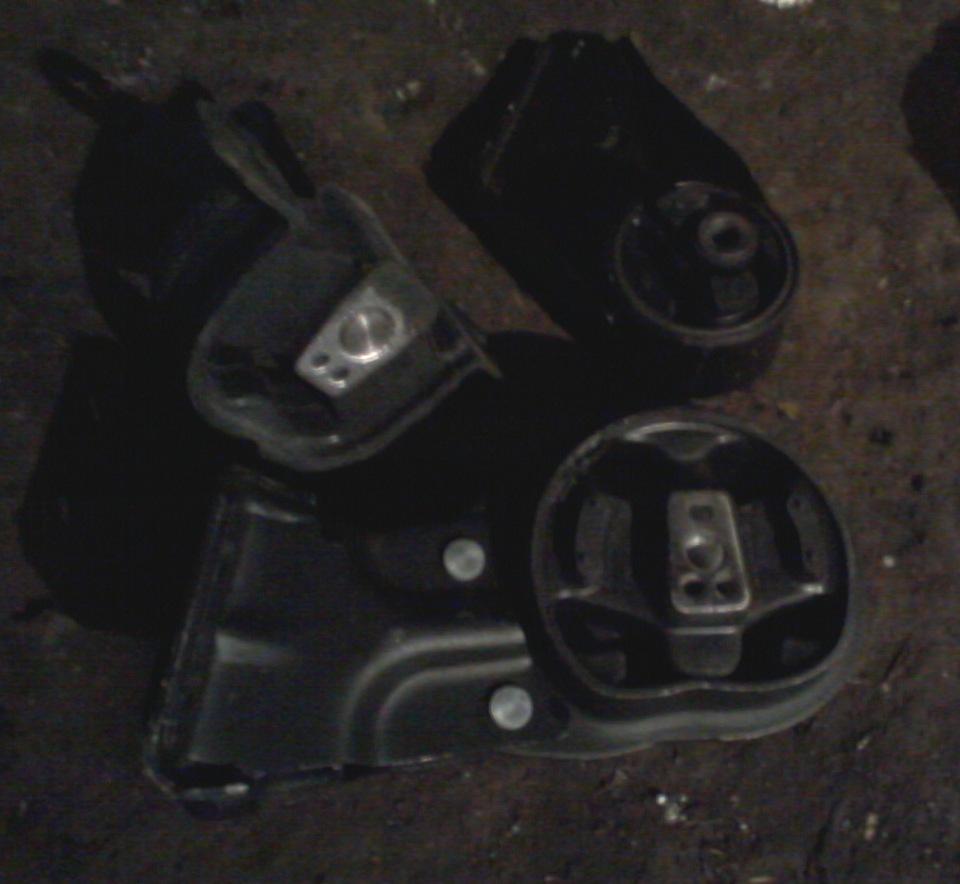 Подушки двигателя ваз 2114 фото